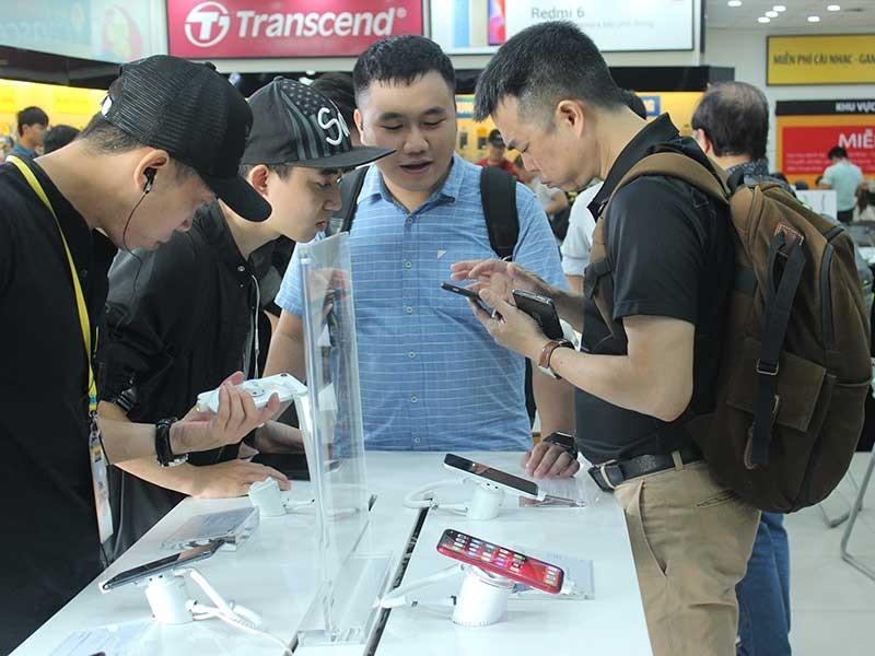 Apple sẽ sản xuất iPhone tại Việt Nam? - ảnh 1