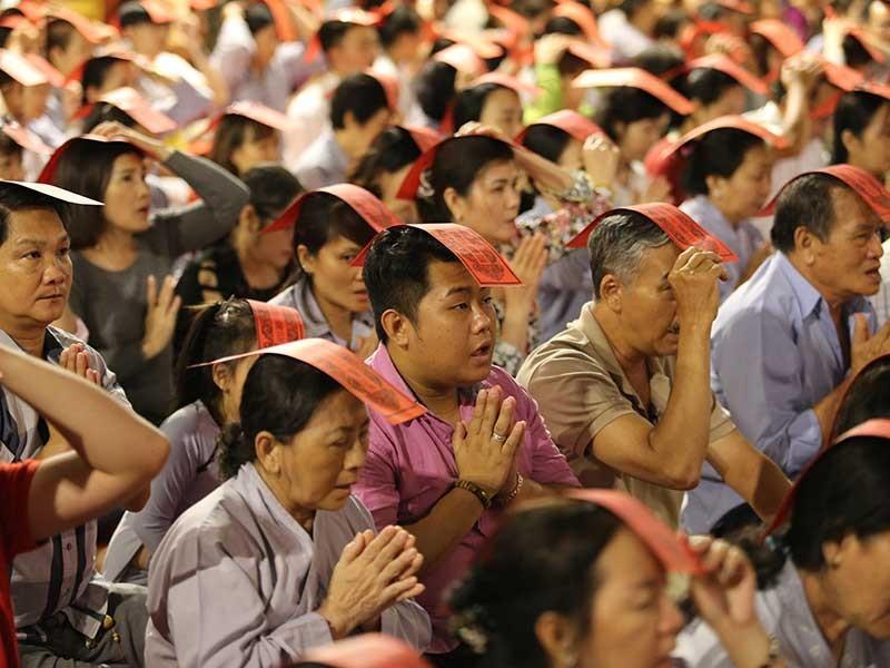 Cúng sao giải hạn không phải tín ngưỡng Phật giáo - ảnh 1
