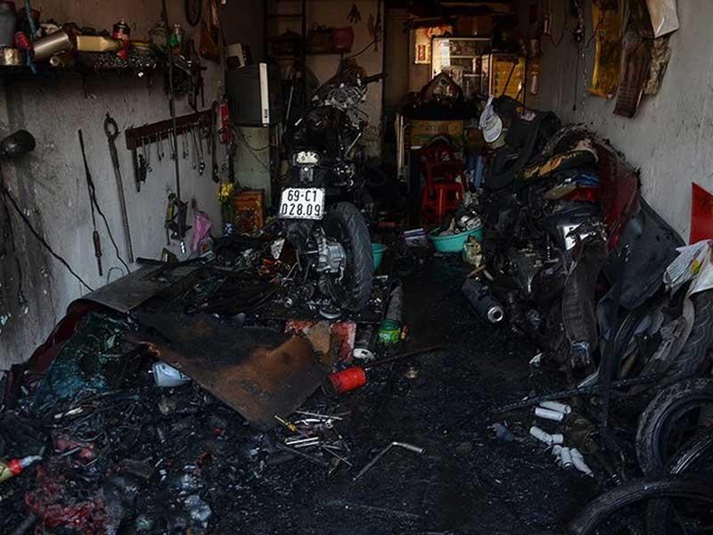Công an cảnh báo những thói quen tự đốt nhà vào mùa khô - ảnh 2