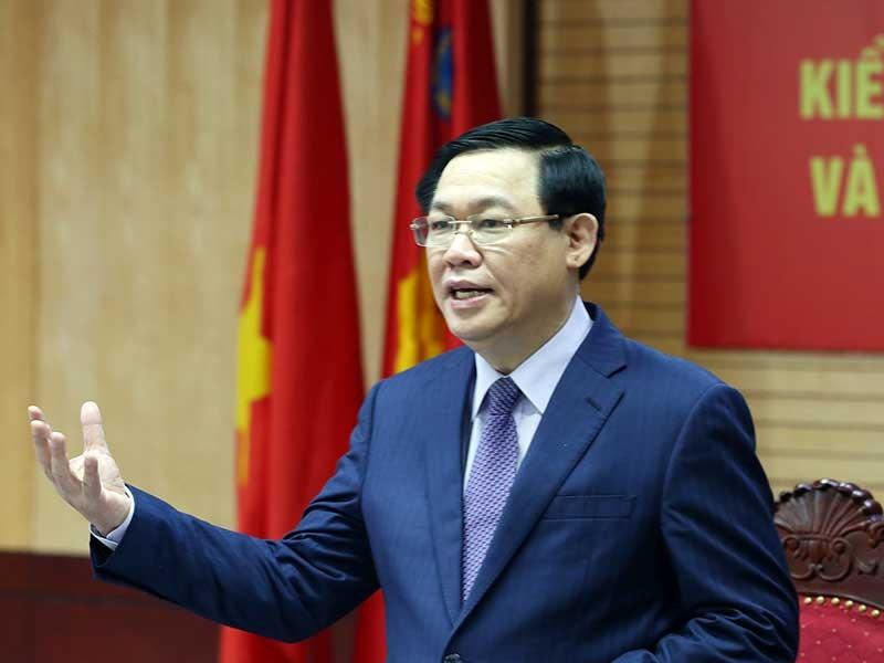 Phó Thủ tướng: Kết nối một cửa quốc gia với ASEAN và quốc tế - ảnh 1