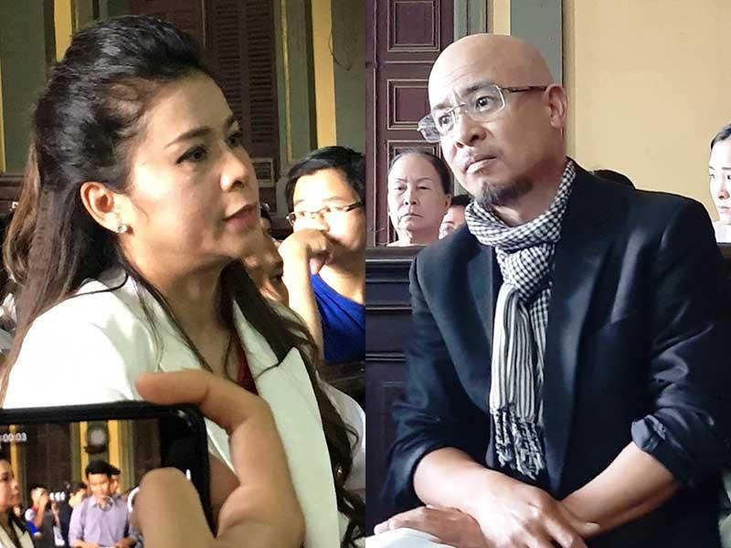 Tạm ngưng xử vụ ly hôn của vợ chồng cà phê Trung Nguyên - ảnh 1