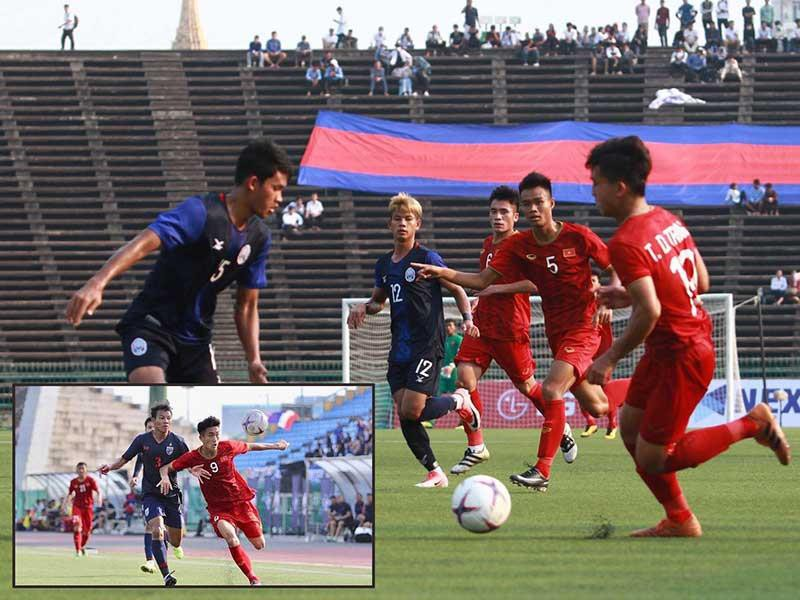 Nếu ông Park nắm đội U-22 Việt Nam… - ảnh 1