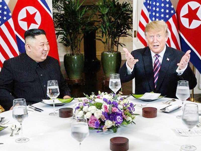 Nước cờ của hai ông Trump, Kim tại Hà Nội - ảnh 1