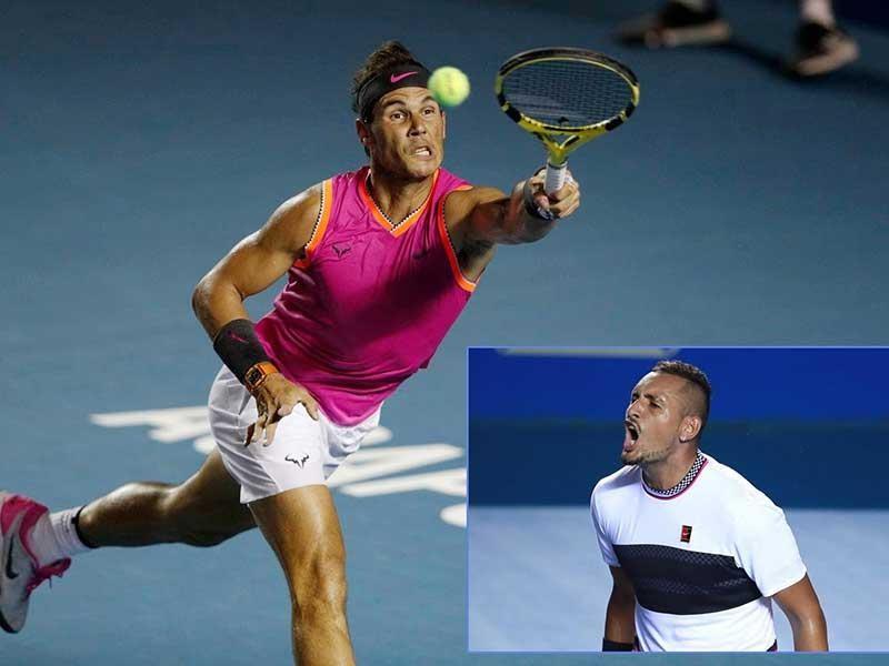 Nadal thua 'ngựa chứng' Kyrgios vì tiểu xảo? - ảnh 1