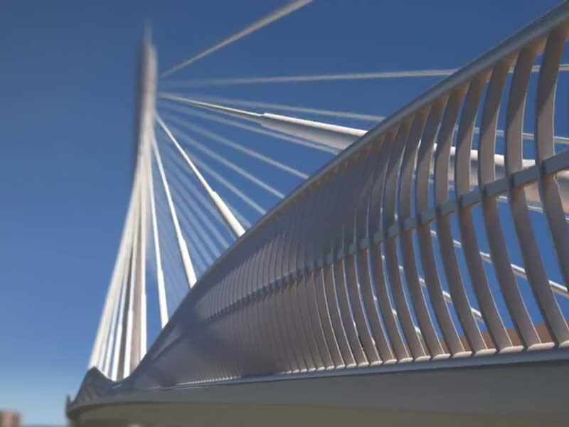 Cầu Cần Giờ mang hình tượng cây đước - ảnh 2