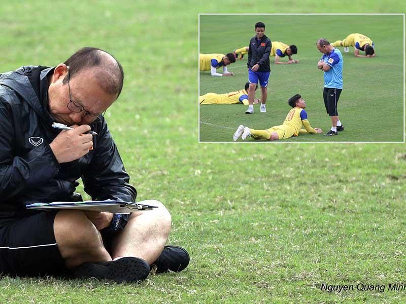 Thầy Park muốn thắng cả Thái Lan và Indonesia - ảnh 1