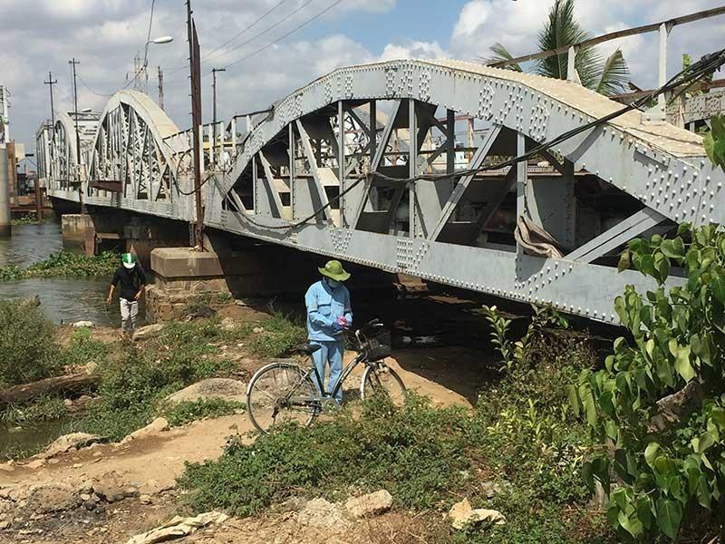 Cần bảo tồn một phần cầu đường sắt Bình Lợi - ảnh 2