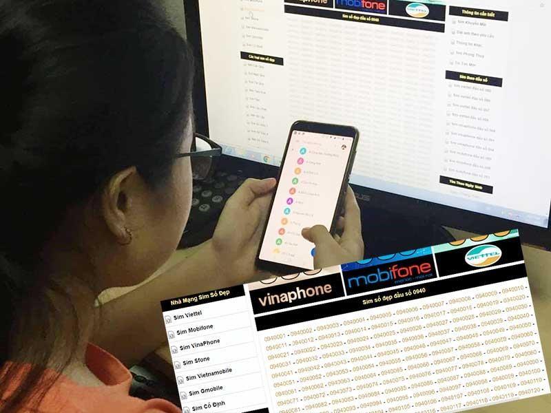 Cà Mau yêu cầu VinaPhone làm rõ việc thu hồi SIM