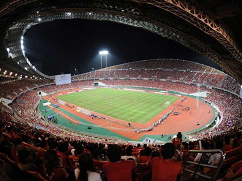 Thái Lan chi 18 triệu USD cho các sân giải U-23 châu Á - ảnh 1
