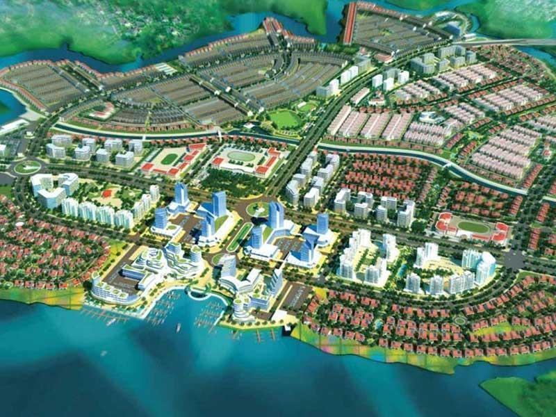 Đồng Nai rà soát lại quy hoạch đô thị Long Hưng - ảnh 1