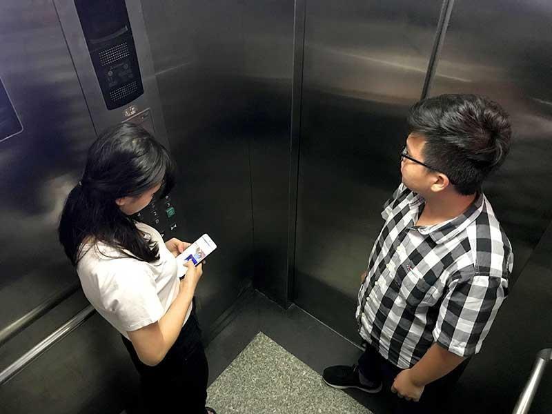 6 lưu ý để an toàn trong thang máy - ảnh 1