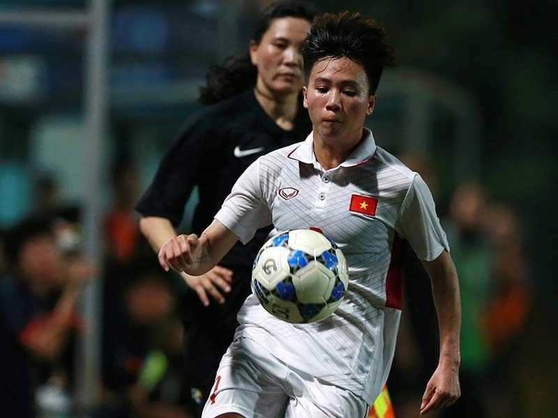 Tuyển nữ Việt Nam thắng Uzbekistan đầy quả cảm - ảnh 1