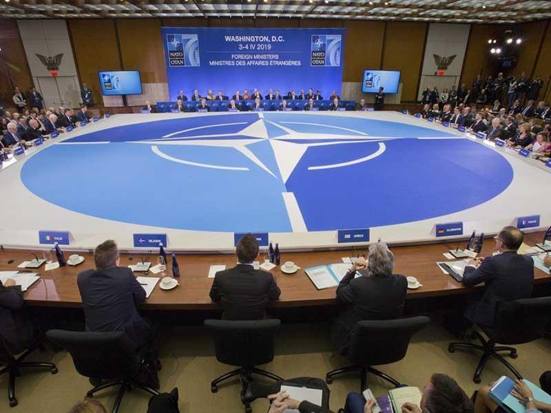 Tam giác Nga, Iran, Trung Quốc thách thức NATO - ảnh 1