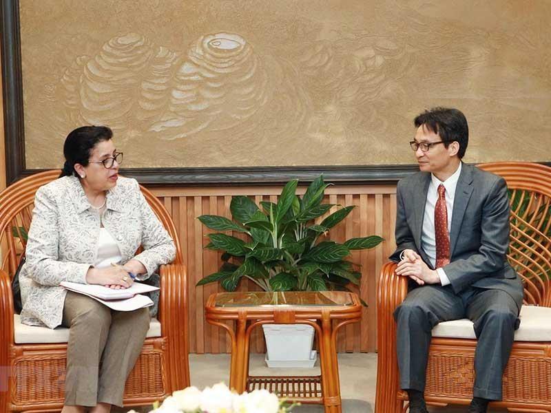 Việt Nam và IAEA hợp tác kỹ thuật hiệu quả trên nhiều lĩnh vực - ảnh 1
