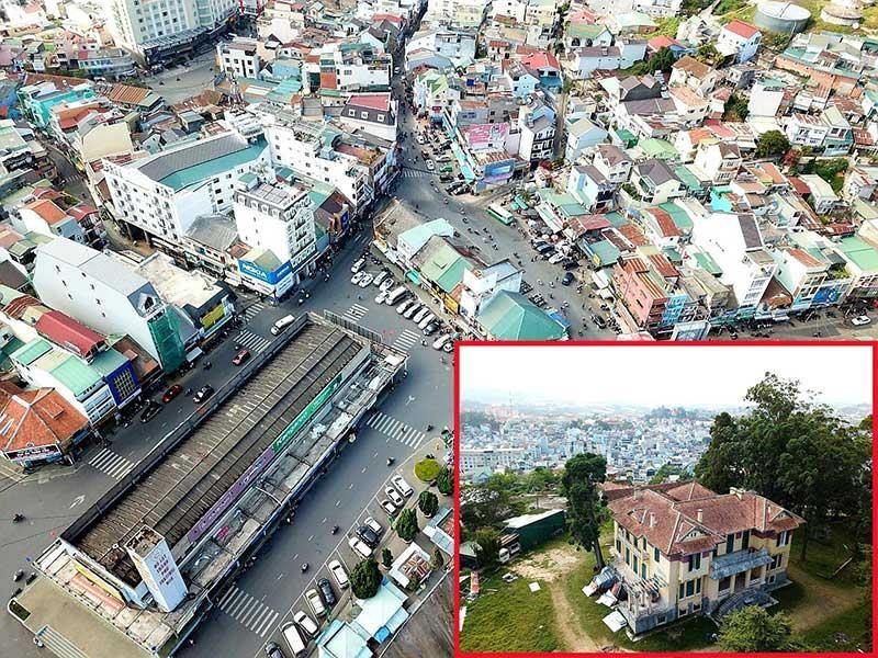 Lâm Đồng vẫn quyết quy hoạch khu Hòa Bình - ảnh 1