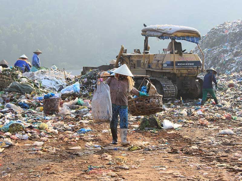 Đà Nẵng: Thêm 4 ha mở rộng bãi rác Khánh Sơn - ảnh 1