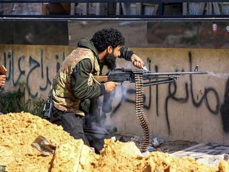 Vai trò của Mỹ với tướng Haftar và nội chiến Libya - ảnh 1