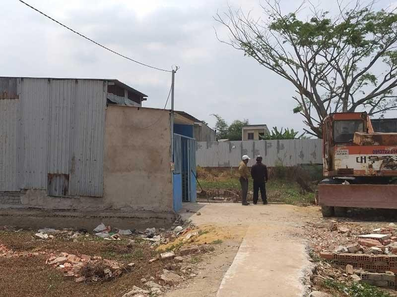 Đua nhau băm nát đất nông nghiệp ở Bình Chánh - ảnh 2
