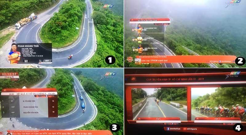 Cúp Truyền hình HTV và bước đột phá công nghệ - ảnh 1