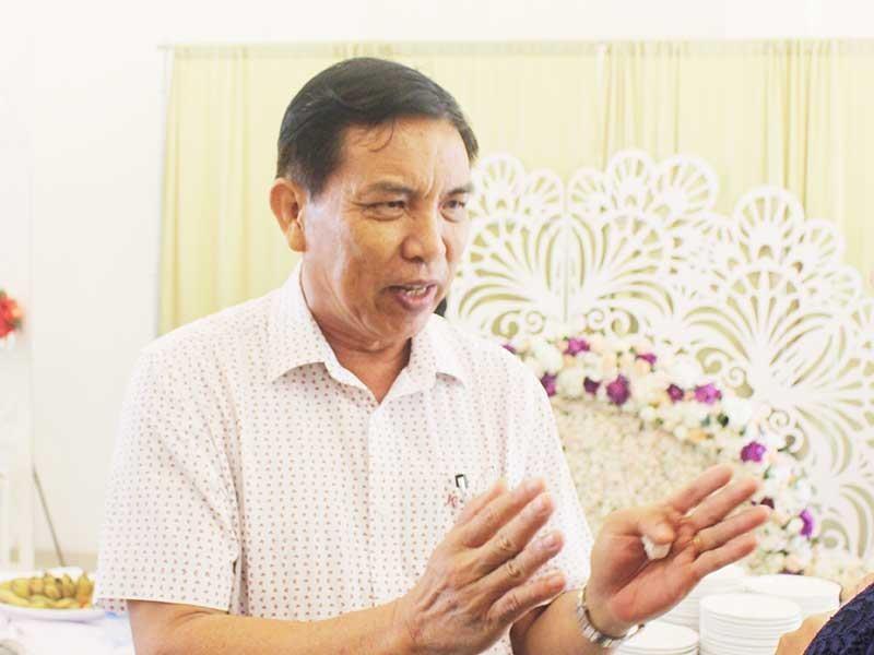 Chủ tịch Bến Tre Cao Văn Trọng: Tôi hầu tòa liên tục! - ảnh 1