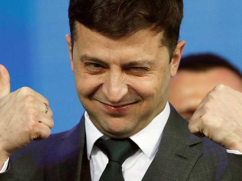 Tân Tổng thống Zelenskiy là lời giải của Ukraine? - ảnh 1