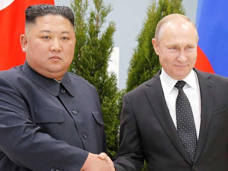 Thượng đỉnh Nga-Triều: Hy vọng phi hạt nhân hóa - ảnh 1