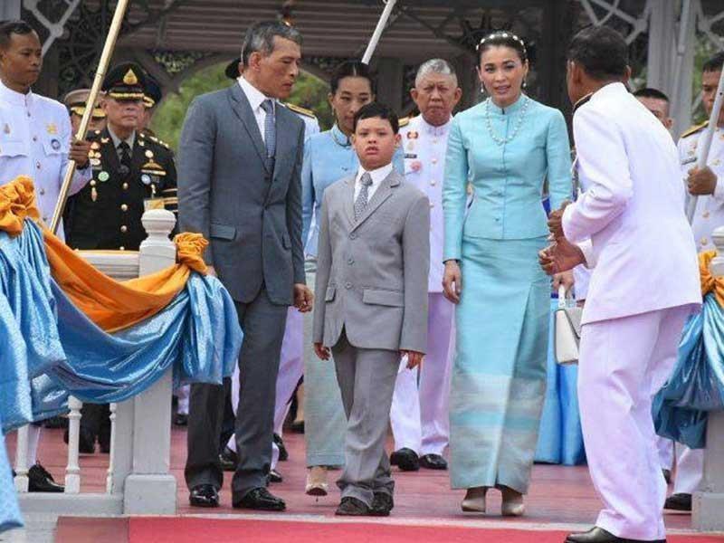 Những điều chưa biết về tân hoàng hậu Thái Lan - ảnh 1