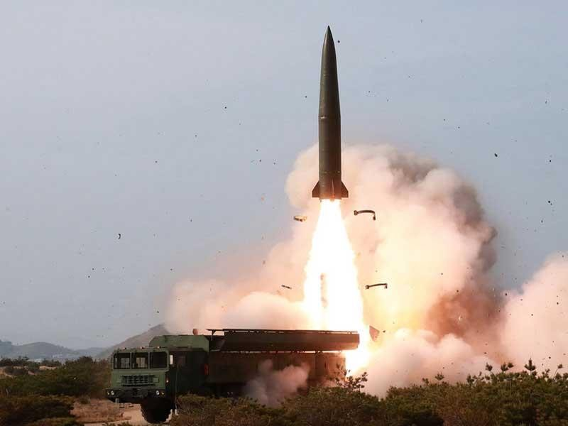 3 mục tiêu trong việc thử tên lửa của Triều Tiên - ảnh 1