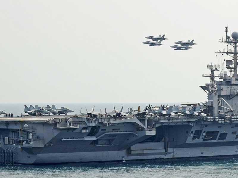 Mỹ-Iran: Chiến tranh hay đàm phán? - ảnh 1