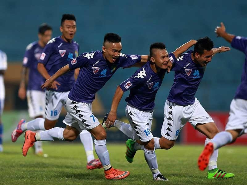 Hà Nội và Bình Dương mỗi người mỗi cảnh ở AFC Cup - ảnh 1