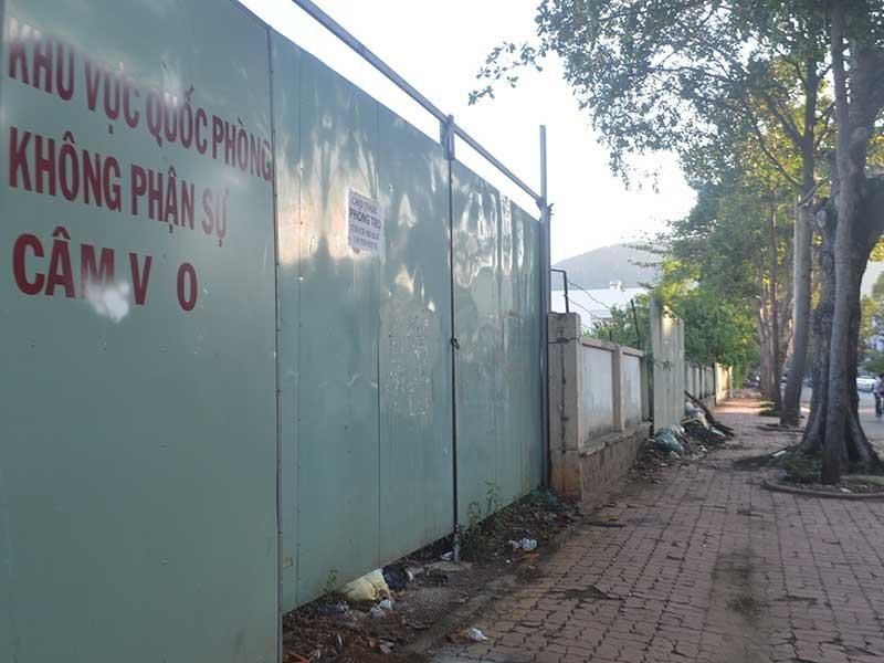 Dự án khu nhà ở quân nhân bị vướng: BR-VT không dám quyết - ảnh 1