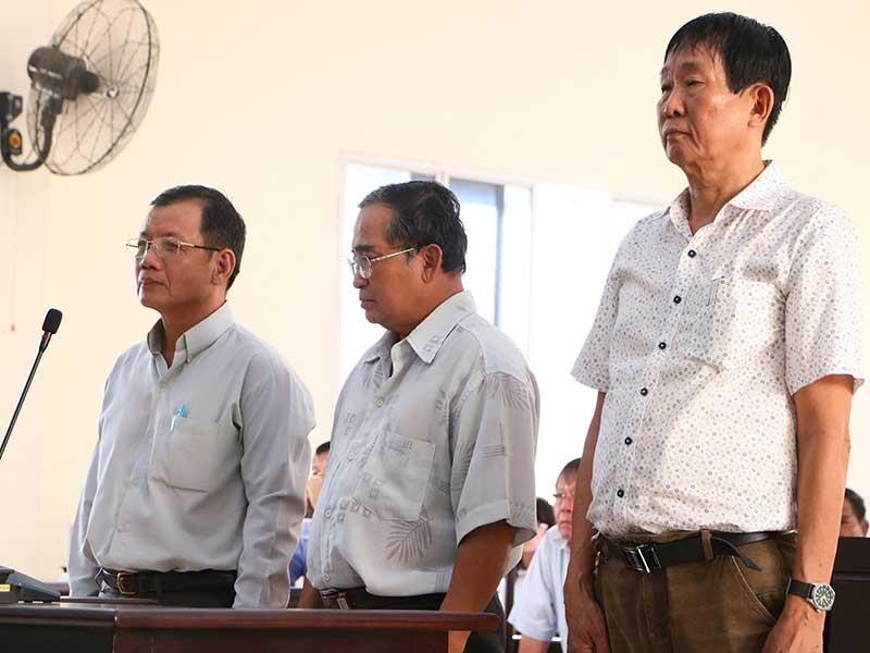 Cựu giám đốc Cao Minh Huệ bị 12 năm tù - ảnh 1