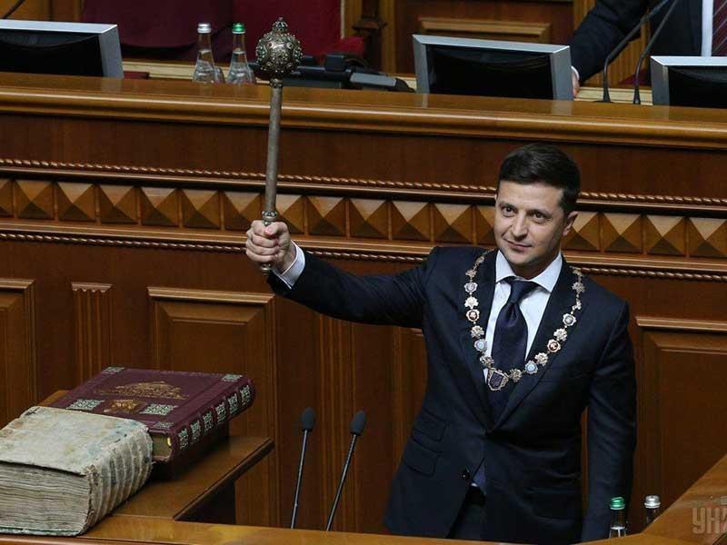 Tân Tổng thống Zelenskiy và niềm hy vọng của Ukraine - ảnh 1