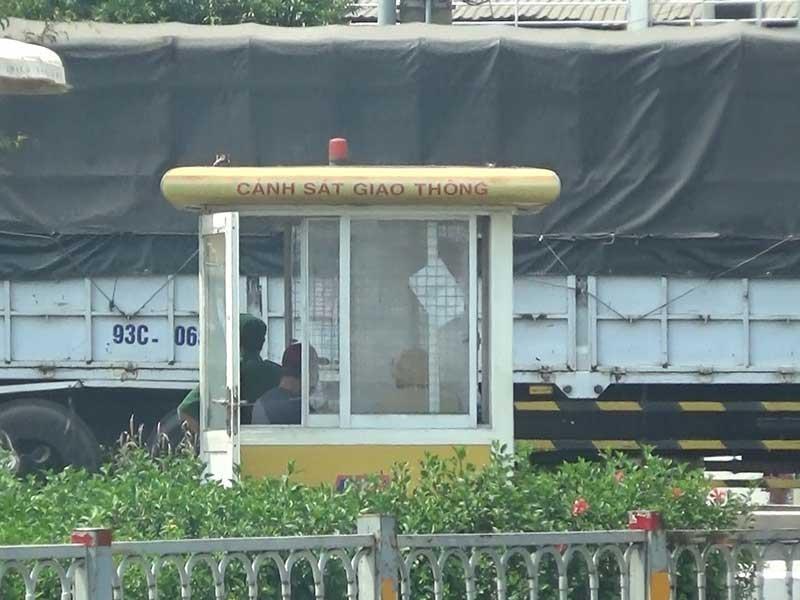 Sở Giao thông nói về giờ cấm xe tải trên tuyến Võ Văn Kiệt - ảnh 2