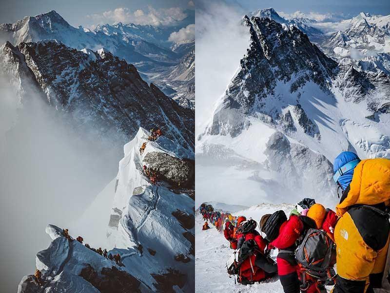 'Nóc nhà thế giới' Everest: Quá tải và chết chóc - ảnh 1