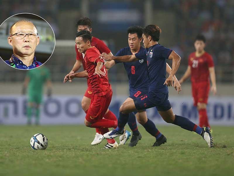 Bóng đá Thái Lan phải sợ ông Park! - ảnh 1