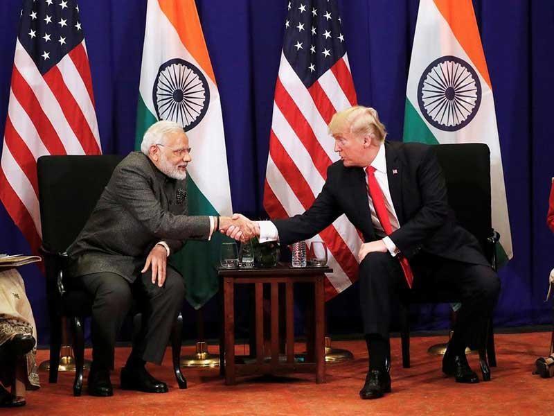 Thương chiến với Trung Quốc, Mỹ tìm đến 'đồng minh' Ấn Độ - ảnh 1