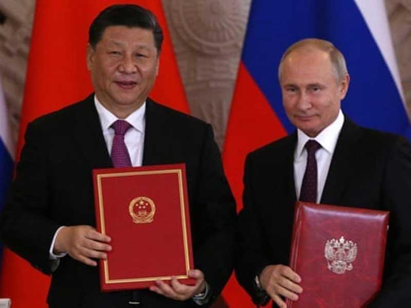 Nga, Trung gắn kết trước áp lực từ Mỹ - ảnh 1