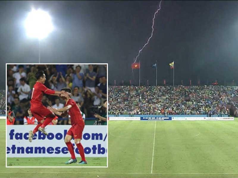 U-23 VN-U-23 Myanmar (2-0): Ngày hội trên sân Việt Trì - ảnh 1