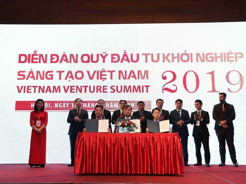 Cam kết rót 10.000 tỉ đồng cho start-up Việt - ảnh 1