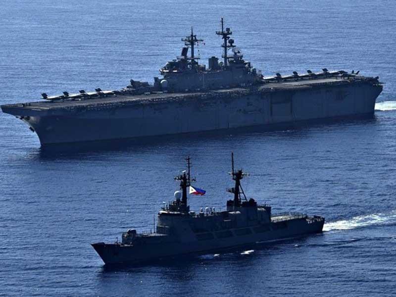 Biển Đông: Các nước hợp lực trước sức ép Trung Quốc - ảnh 1
