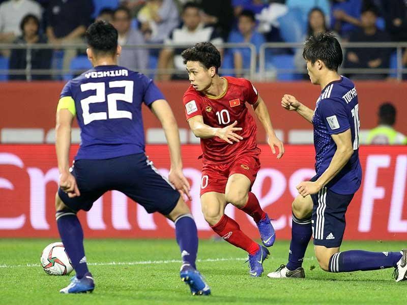 Thầy trò ông Park và giấc mơ World Cup còn xa! - ảnh 1