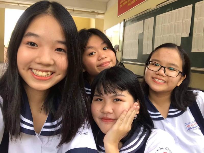 Thủ khoa lớp 10 là fan của Sơn Tùng M-TP - ảnh 1