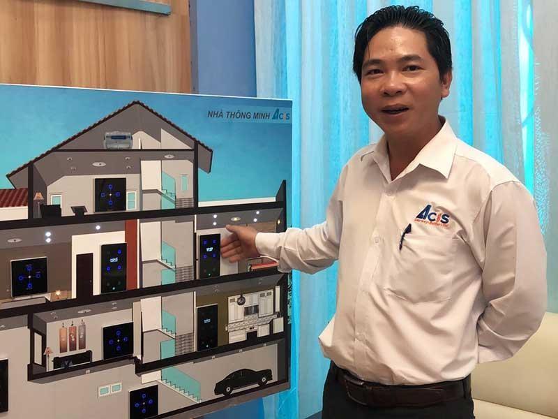 CEO Acis: 'Tôi muốn Samsung xem mình là đối thủ' - ảnh 1