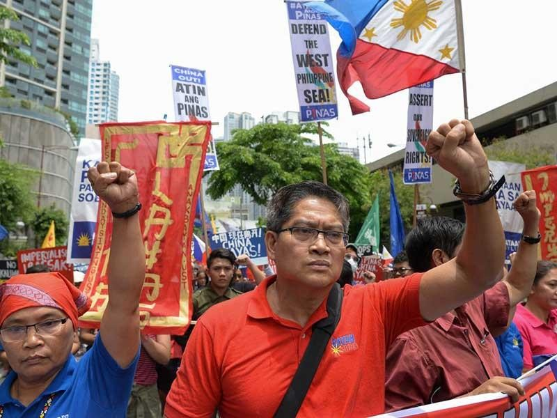 Biển Đông: Philippines quyết đòi Trung Quốc trả lại công bằng - ảnh 1