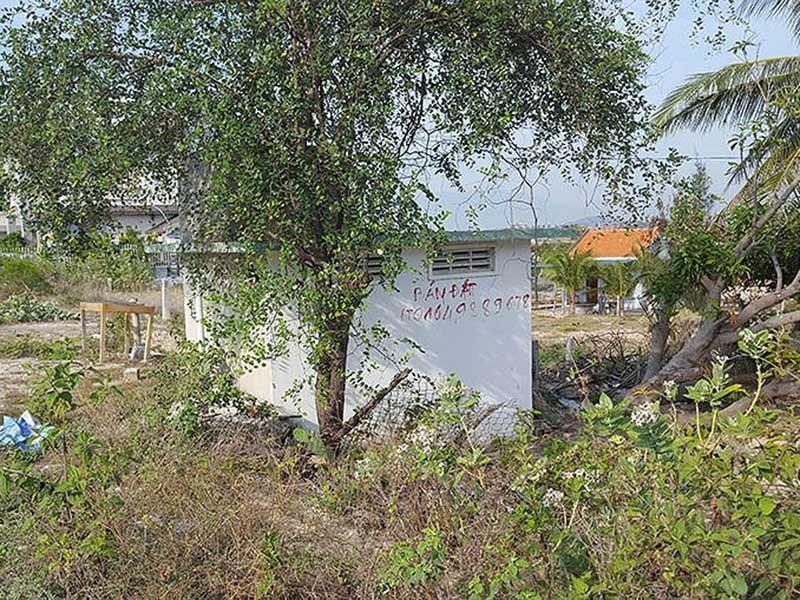 Cho phép giao dịch trở lại đất ở Bắc Vân Phong - ảnh 1