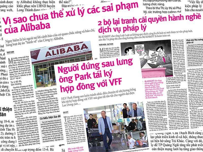 Vì sao Alibaba dám tung hoành như vậy? - ảnh 1