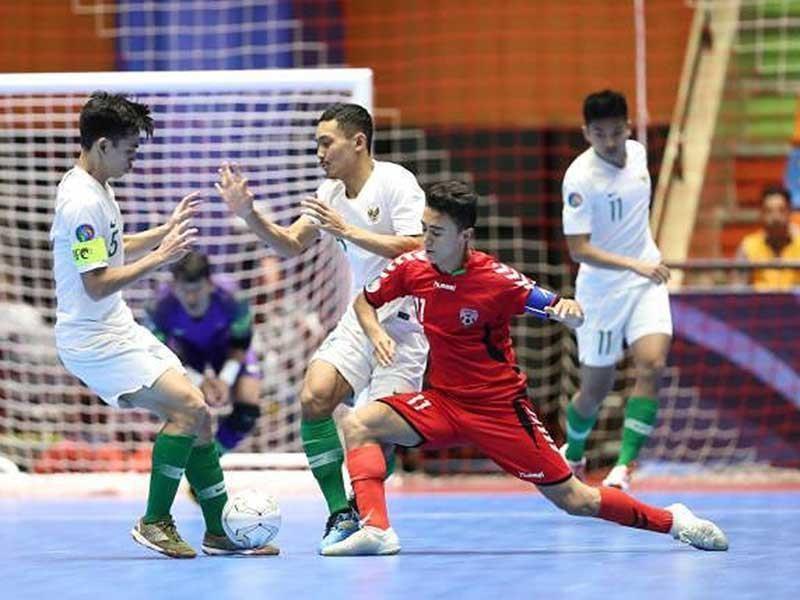Điều kỳ diệu từ Futsal Afghanistan - ảnh 1