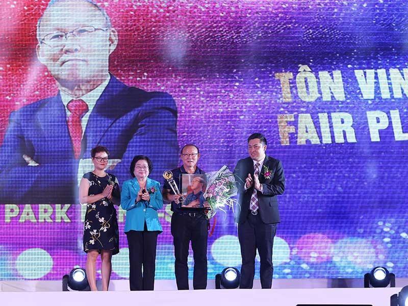 Vinh danh Fair Play và hiệu ứng Park Hang-seo - ảnh 1