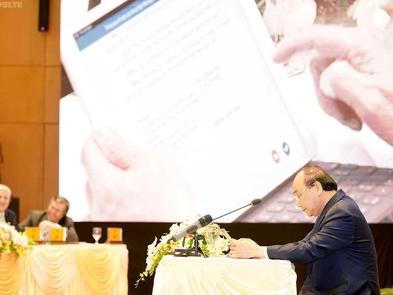 e-Cabinet: Bước khởi đầu của chính phủ điện tử - ảnh 2